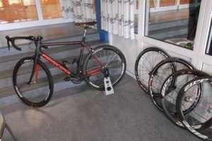 Det drejer sig om cykler mm