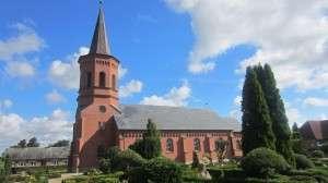 Jordrup Kirke 130 år